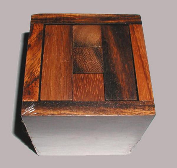 Haselgrove Box Egypt Brain Teaser