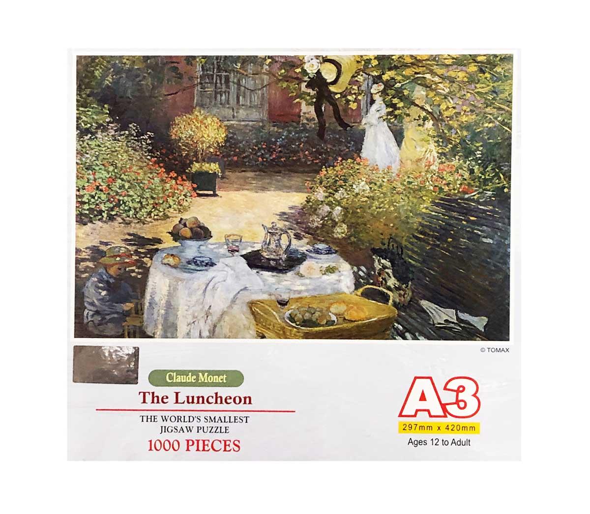 The Luncheon (Mini) Fine Art Jigsaw Puzzle