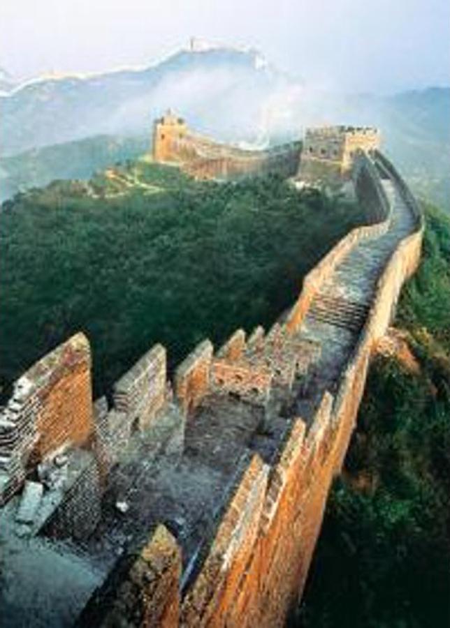 Great Wall, China (Mini) Travel Jigsaw Puzzle