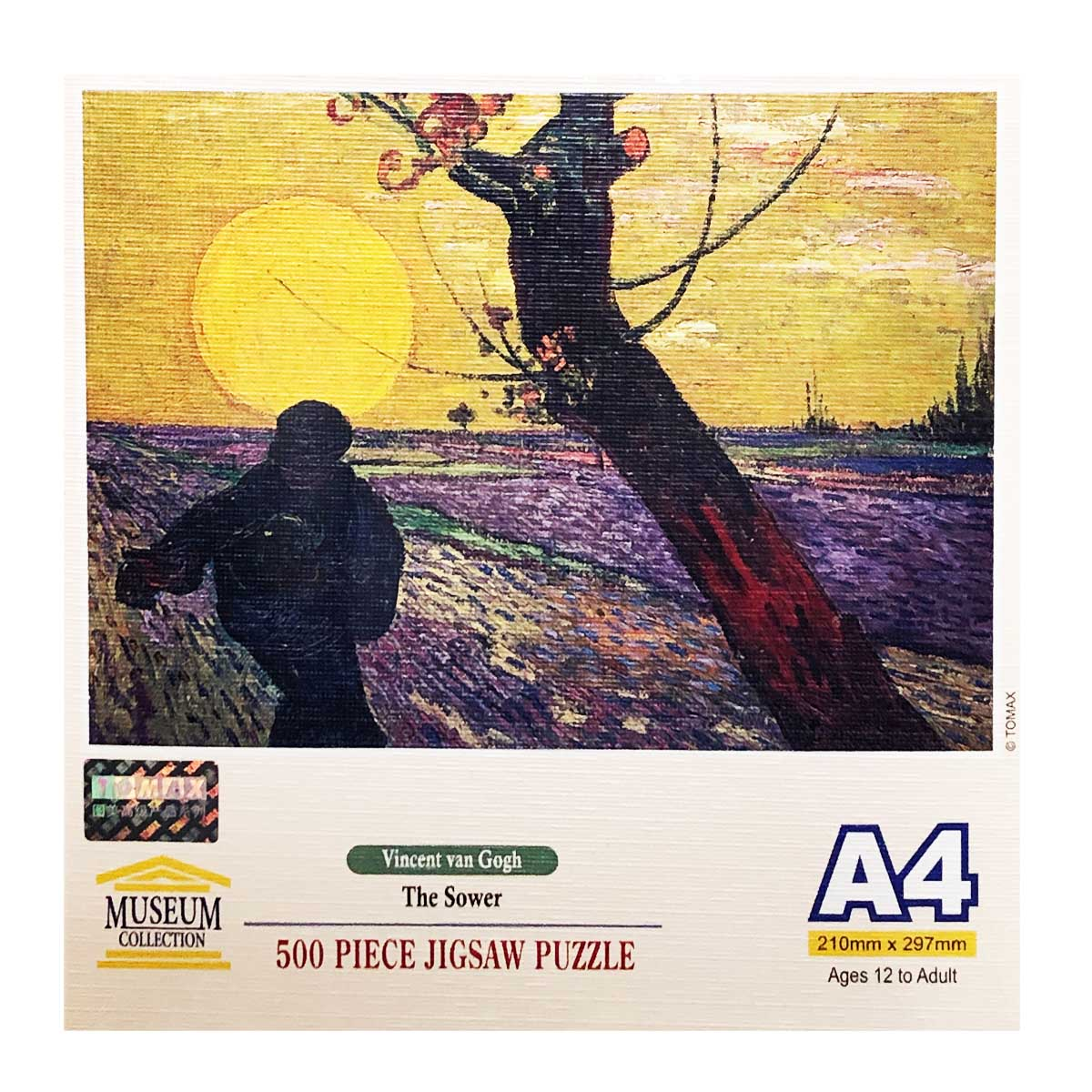 The Sower Fine Art Jigsaw Puzzle
