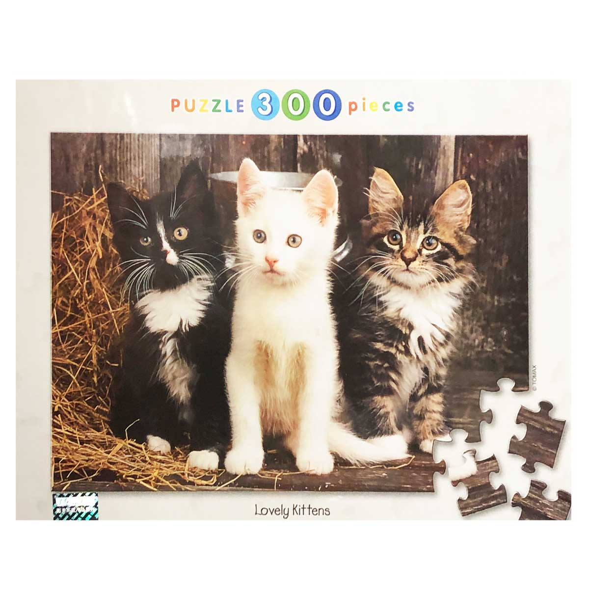 Lovely Kittens Cats Jigsaw Puzzle