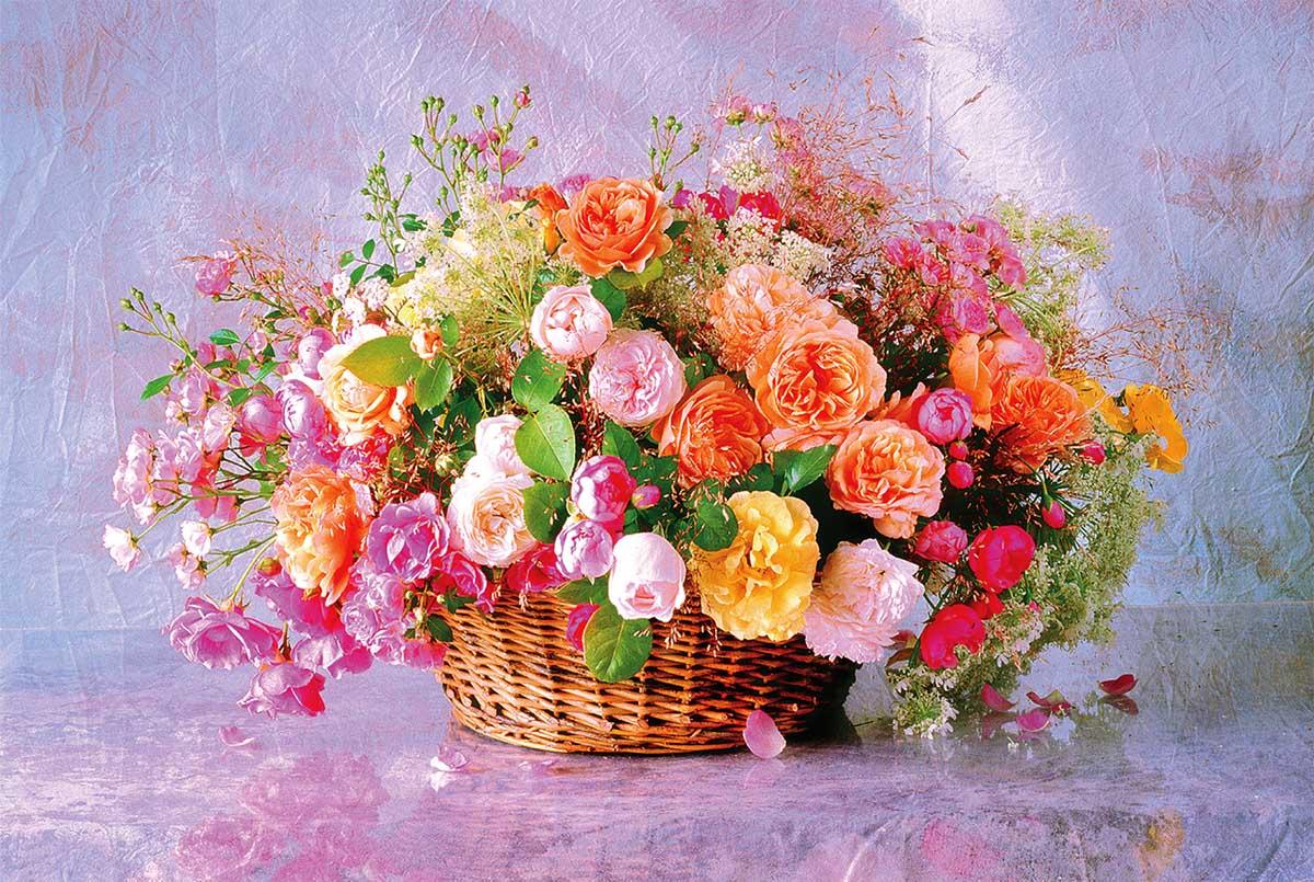 Bouquet Flowers Jigsaw Puzzle