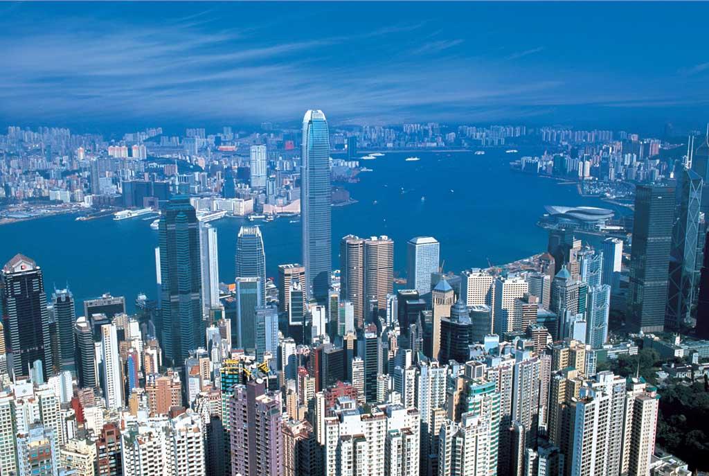 Harbor View Of Hong Kong Travel Jigsaw Puzzle