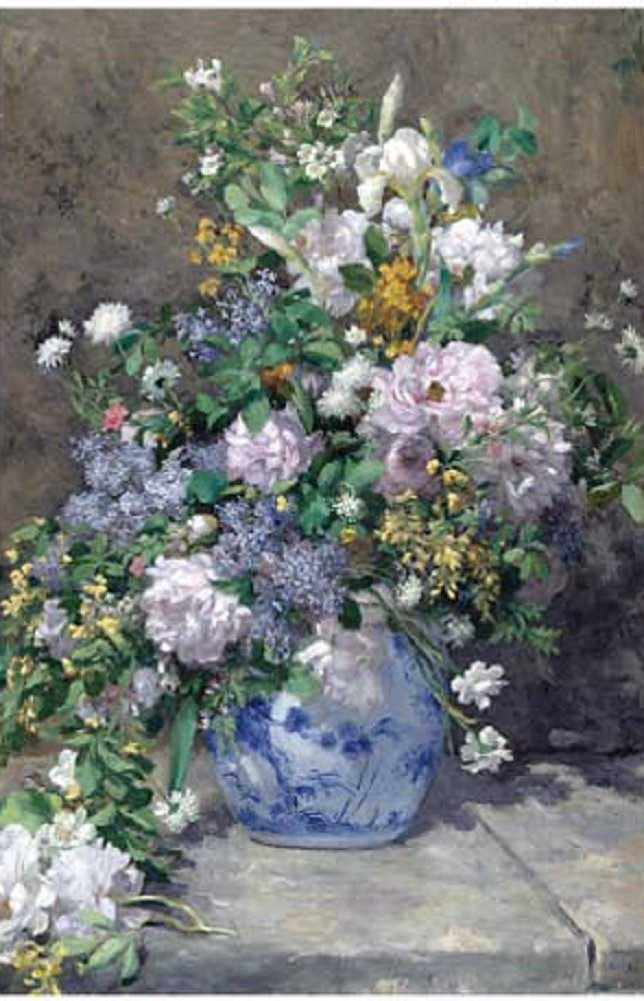 Spring Bouquet Spring Jigsaw Puzzle