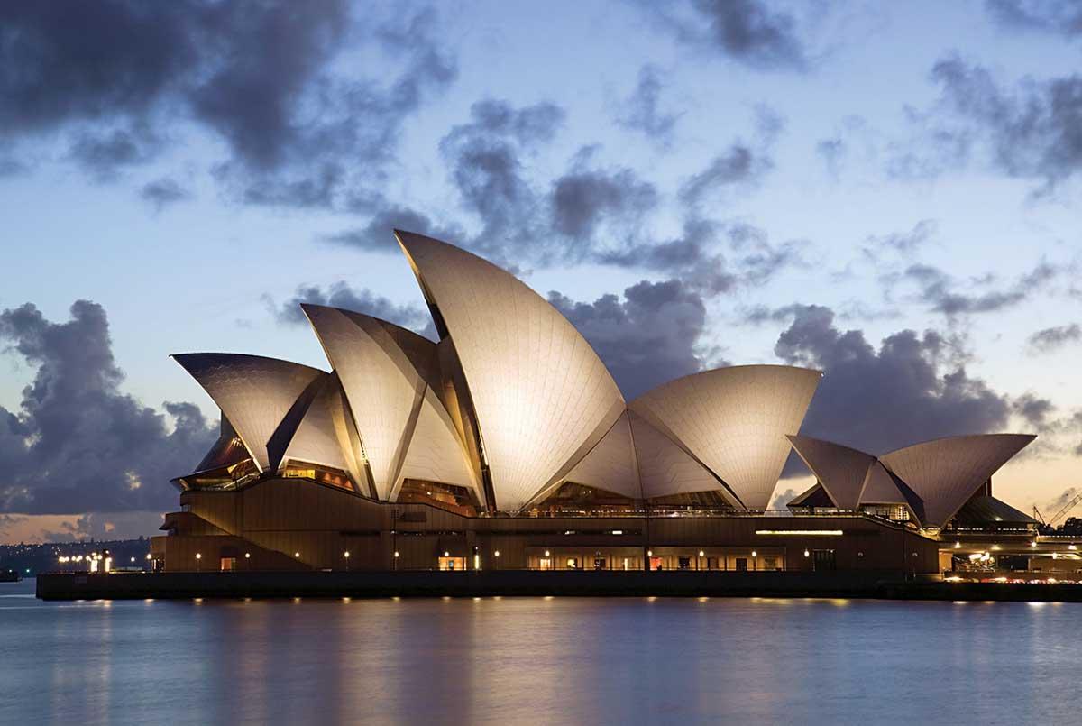 Sydney Opera House Australia Jigsaw Puzzle