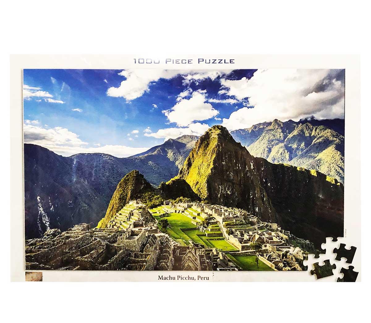 Machu Picchu, Peru Landmarks / Monuments Jigsaw Puzzle