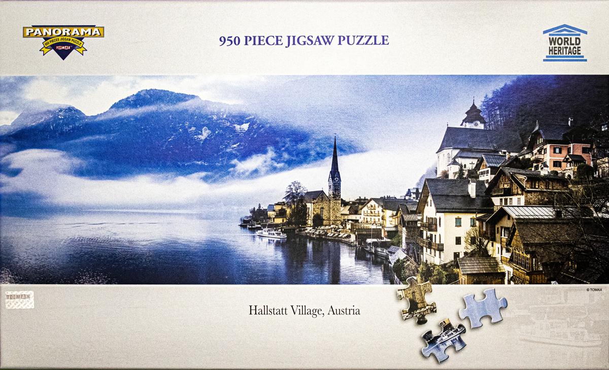 Hallstatt Village, Austria Travel Jigsaw Puzzle