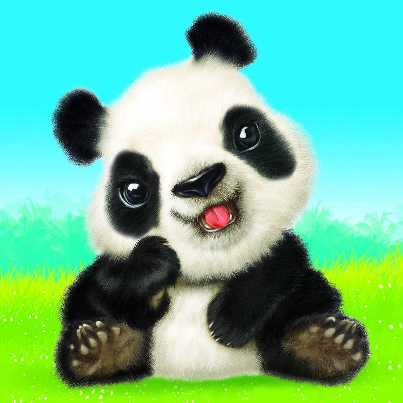 Animal Club Cube Baby Panda Cub Pandas Jigsaw Puzzle