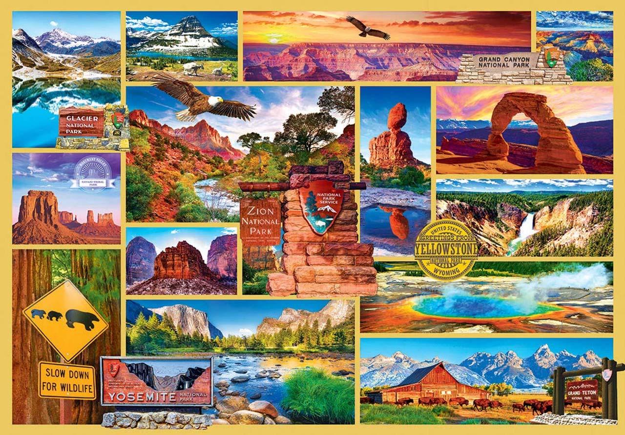 Tallinn Estonia - The Old City Skyline / Cityscape Jigsaw Puzzle