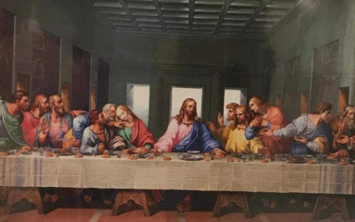 The Last Supper Fine Art Jigsaw Puzzle