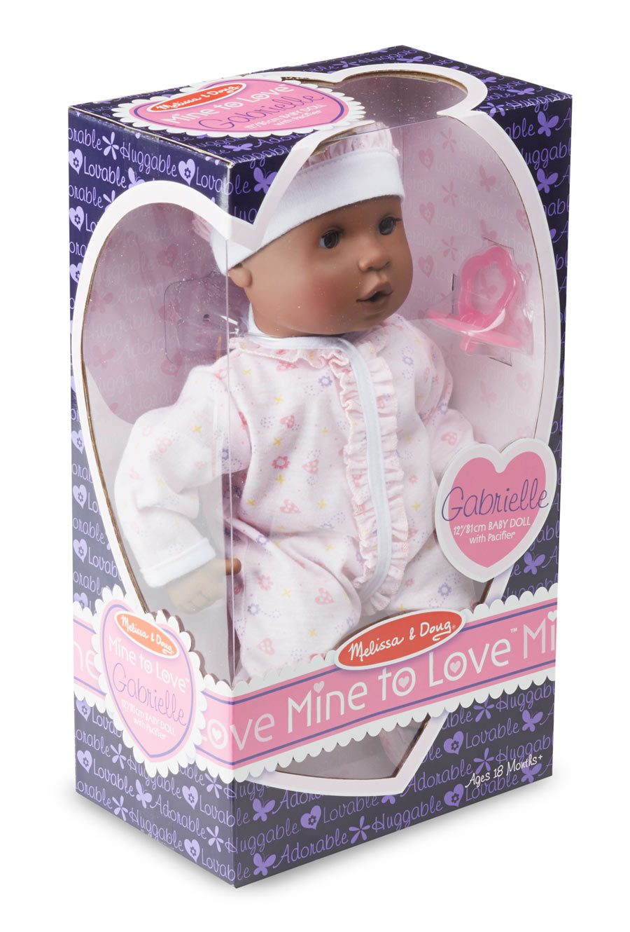 "Mine to Love Gabrielle - 12"" Doll"