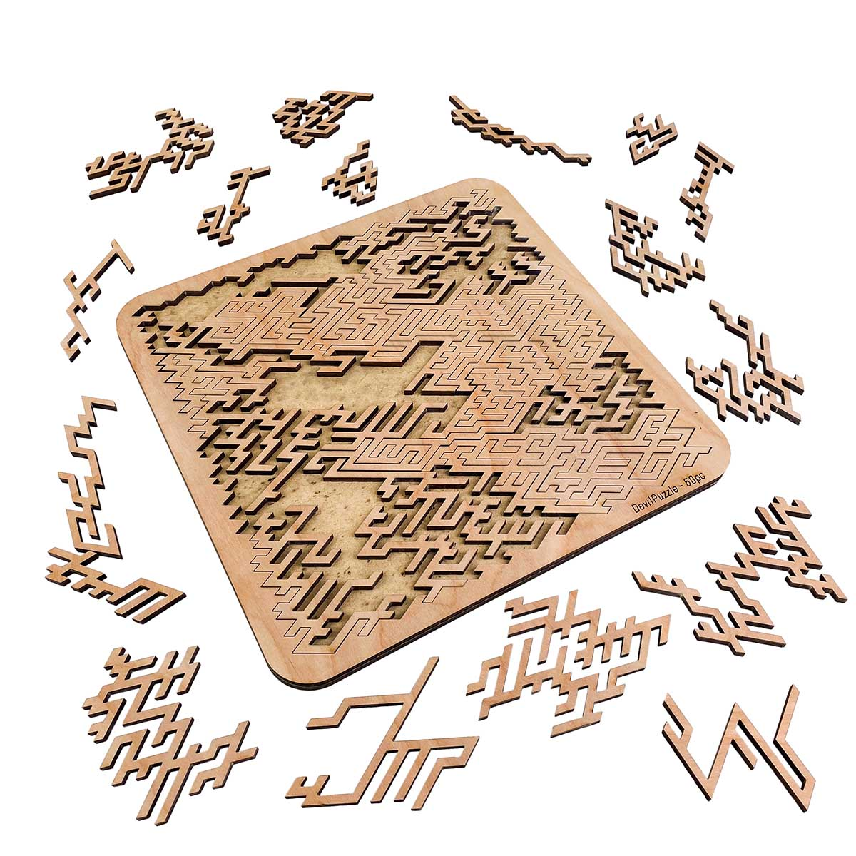 Diamond Puzzle - Travel Size