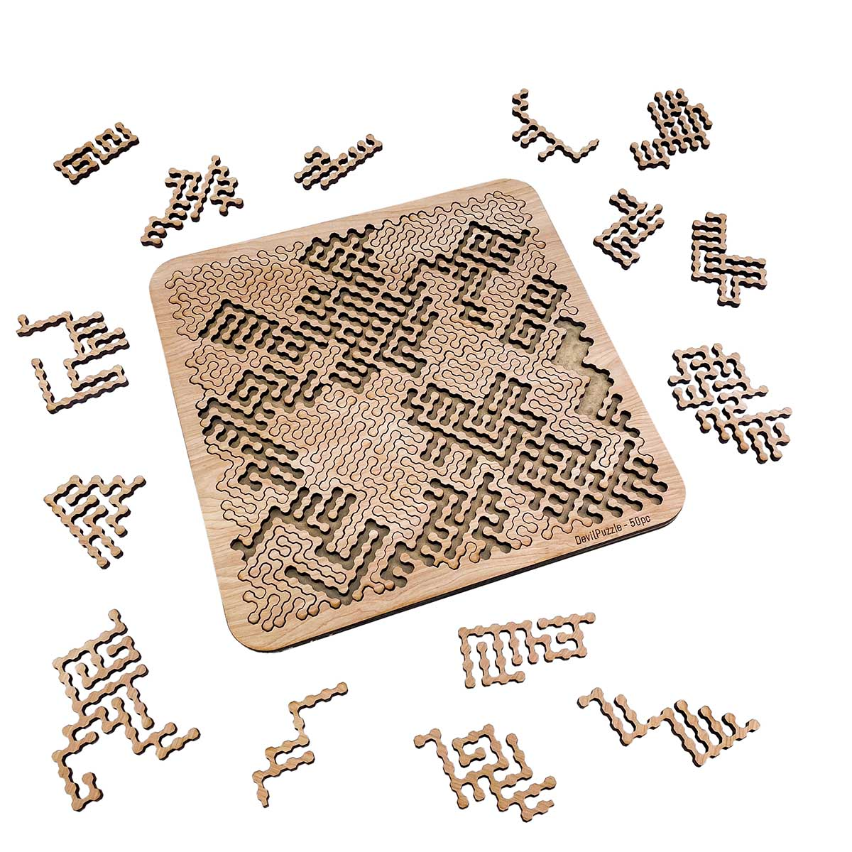 Mind Bending Puzzle - Travel Size
