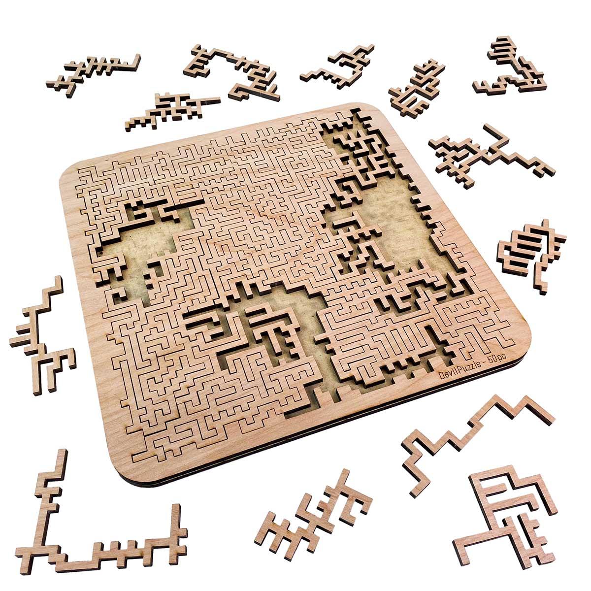 Aztec Puzzle - Travel Size