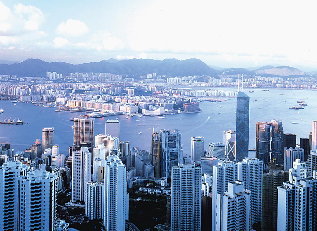 Hong Kong Dream Travel Jigsaw Puzzle