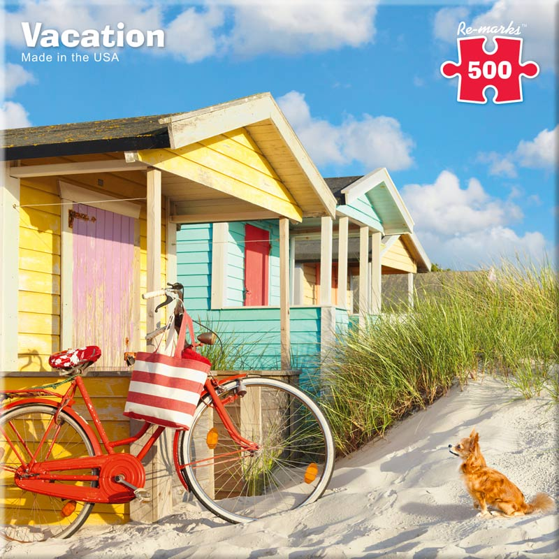 Vacation Travel Jigsaw Puzzle