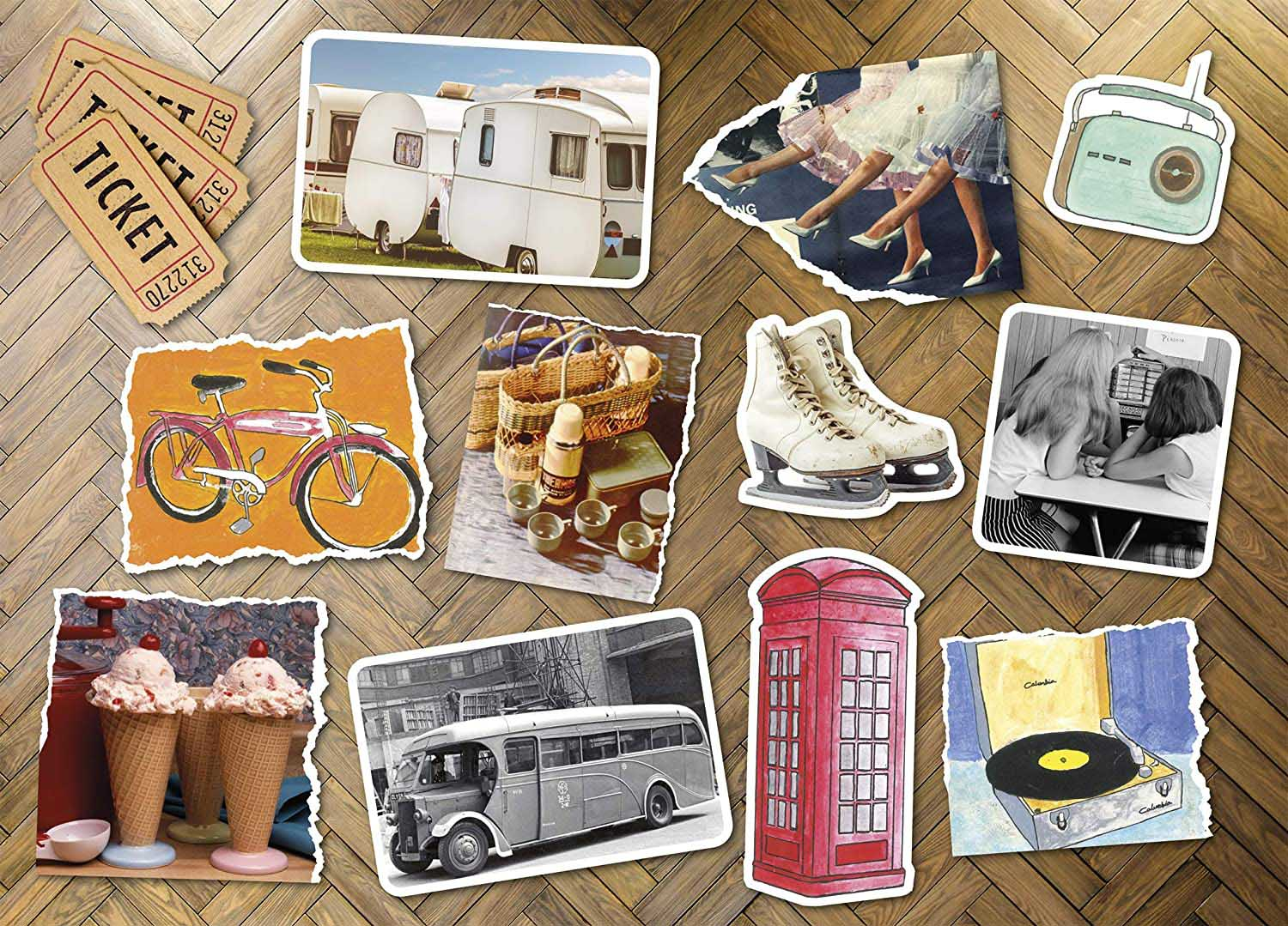 Days Out Travel Jigsaw Puzzle