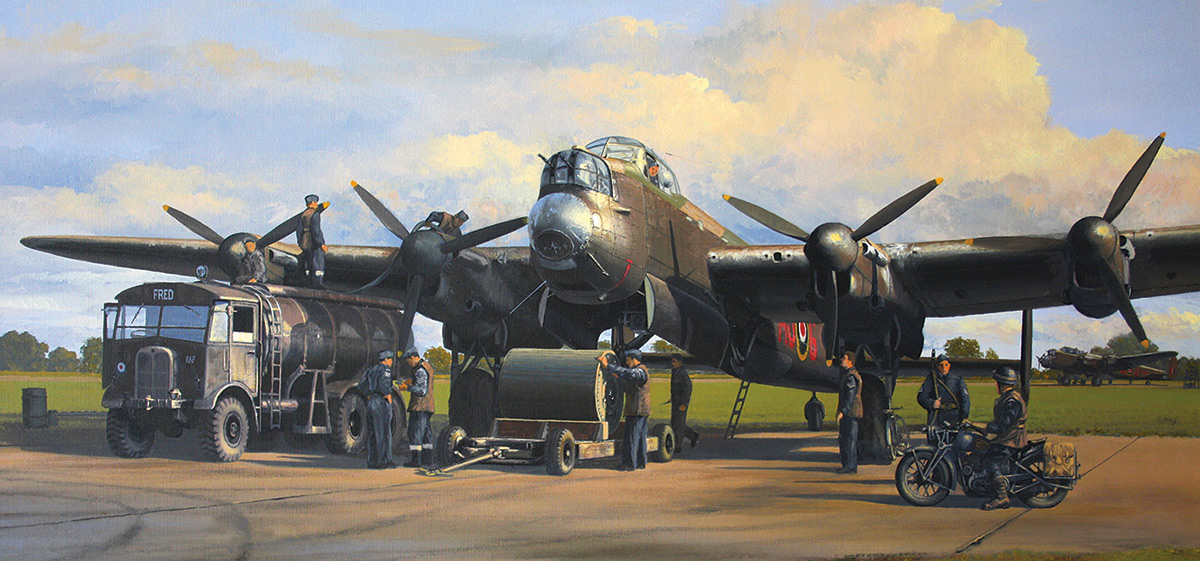 The Dambusters Planes Jigsaw Puzzle