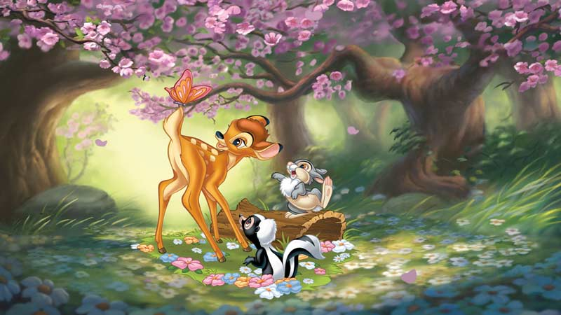 Disney Classic Moments - Bambi Disney Jigsaw Puzzle