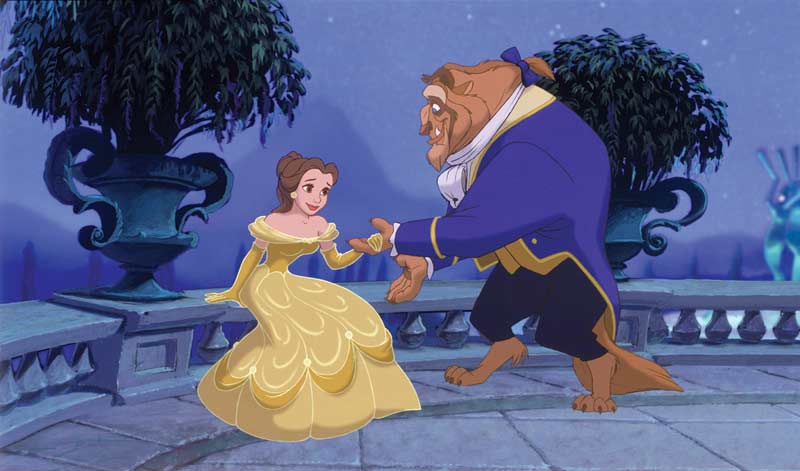 Disney Classic Moments - Beauty and the Beast Disney Jigsaw Puzzle