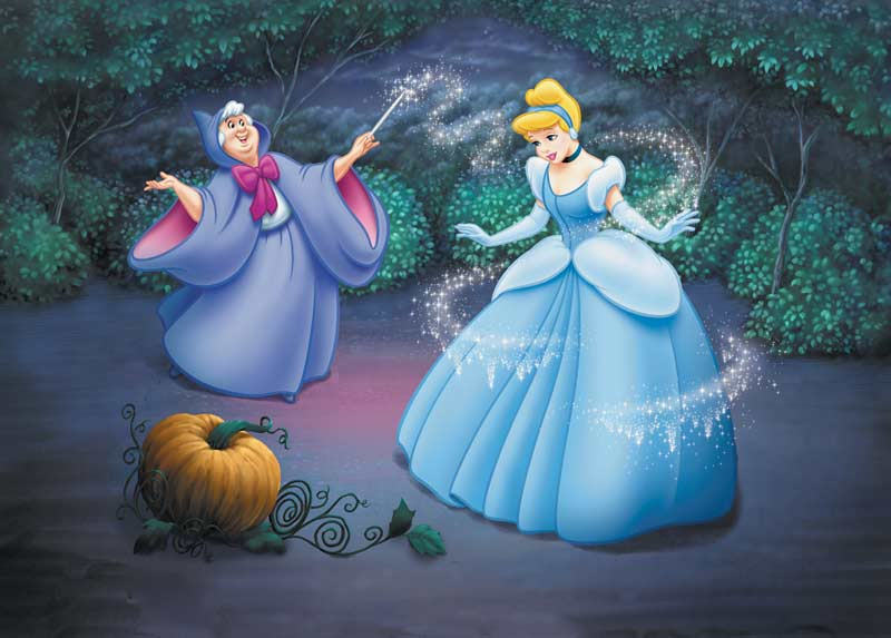 Disney Classic Moments - Cinderlla Disney Jigsaw Puzzle