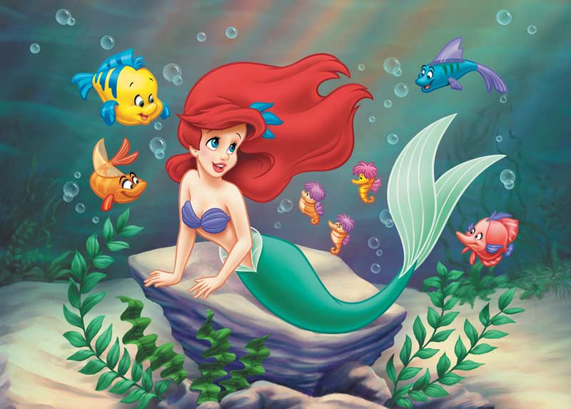 Disney Classic Moments - The Little Mermaid Disney Jigsaw Puzzle