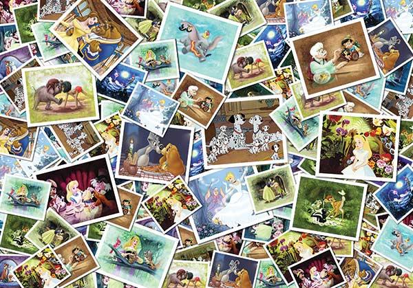 Challenge Disney Classics Jigsaw Puzzle Puzzlewarehouse Com