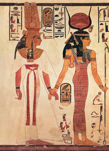 Nefertari Egypt Jigsaw Puzzle