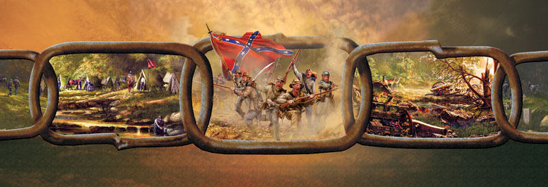 Chain of Events History Jigsaw Puzzle