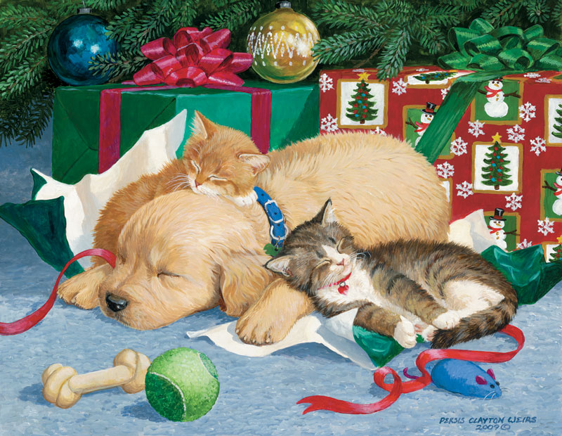 Too Much Fun! Christmas Jigsaw Puzzle