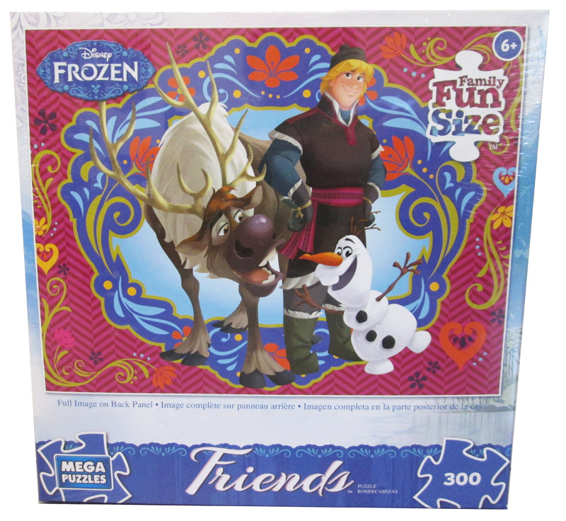 Disney's Frozen Friends - Spring is in the Air