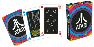Atari (Playing Cards) Movies / Books / TV Playing Cards