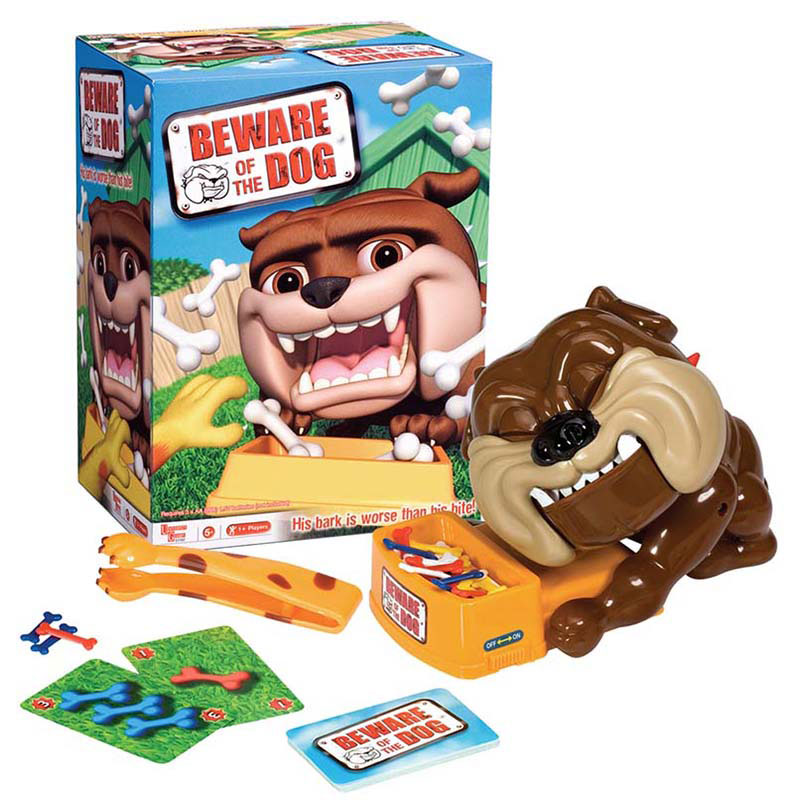 Beware of the Dog Children's Games Game