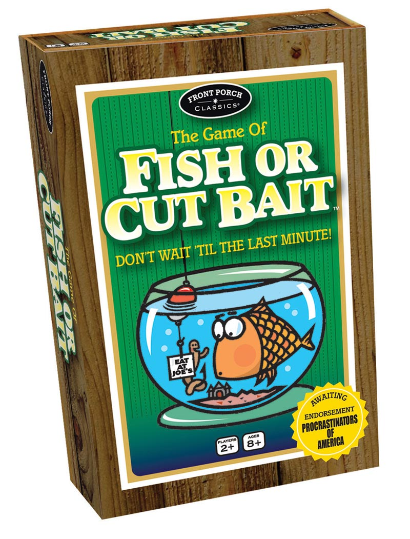 Fish or Cut Bait Animals