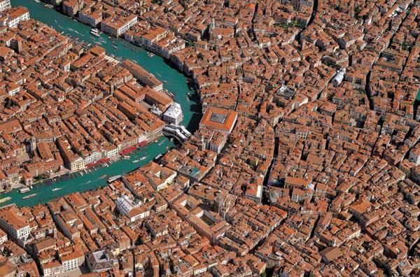 Venice Skyview Skyline / Cityscape Jigsaw Puzzle