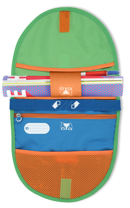 Trunki Saddlebag Blue Accessory