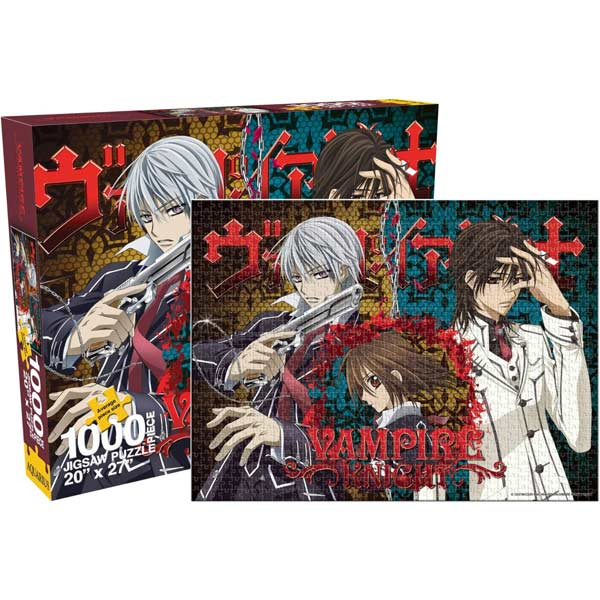 Vampire Knight Movies / Books / TV Jigsaw Puzzle
