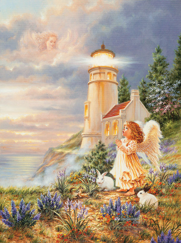 A Little Hope Angels Jigsaw Puzzle