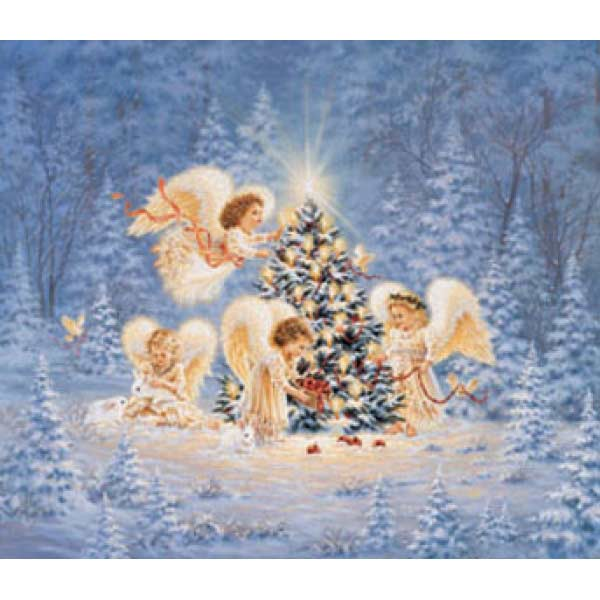 Silent Night Gentle Night Christmas Children's Puzzles