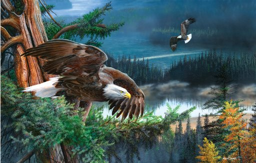Wings of Freedom Jigsaw Puzzle