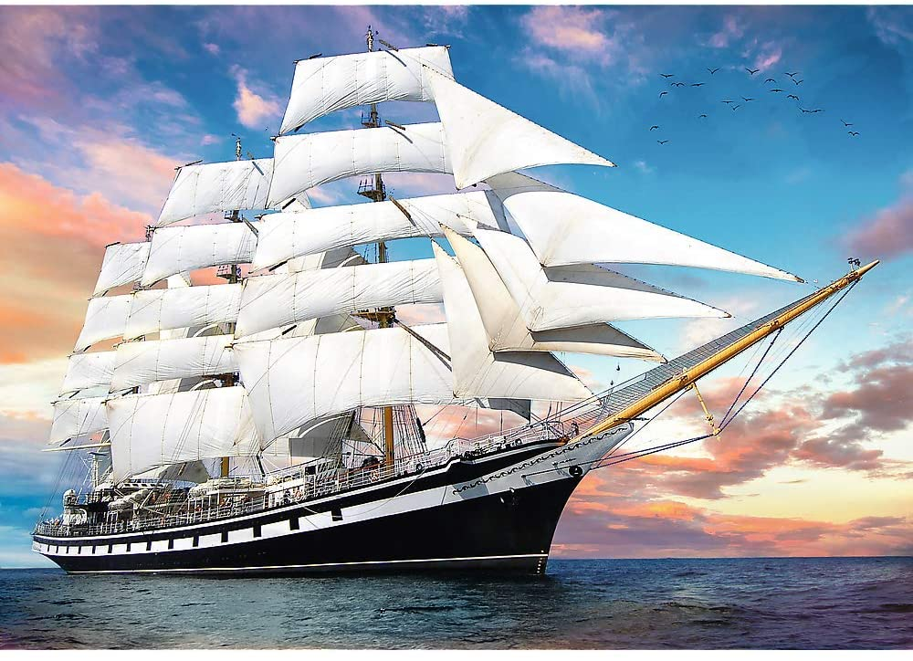 Cruise Boats Jigsaw Puzzle