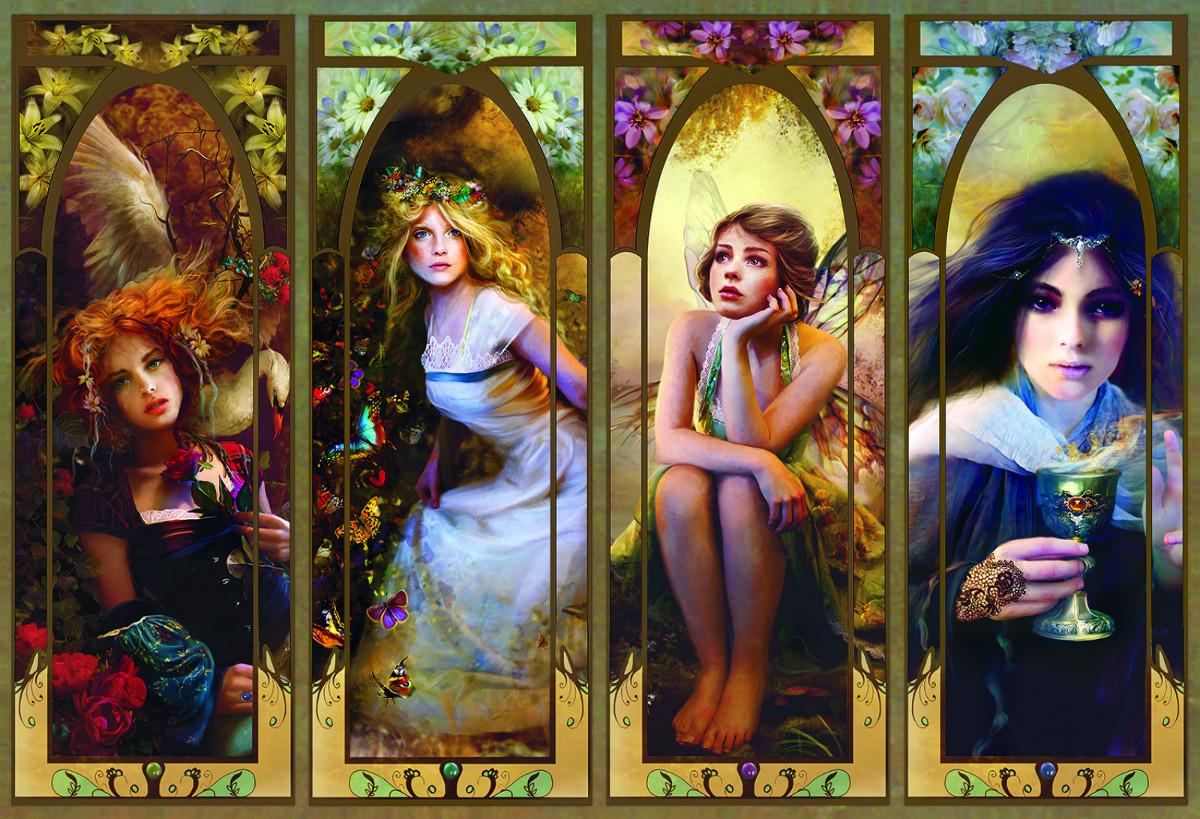 Fantasy Fantasy Jigsaw Puzzle