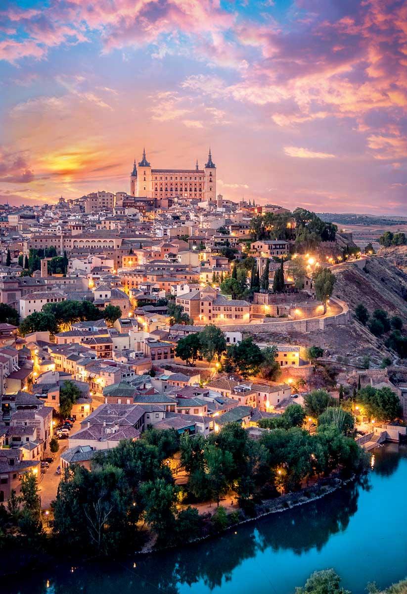 Toledo, Spain Photography Jigsaw Puzzle