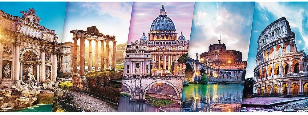 Traveling To Italy Italy Jigsaw Puzzle