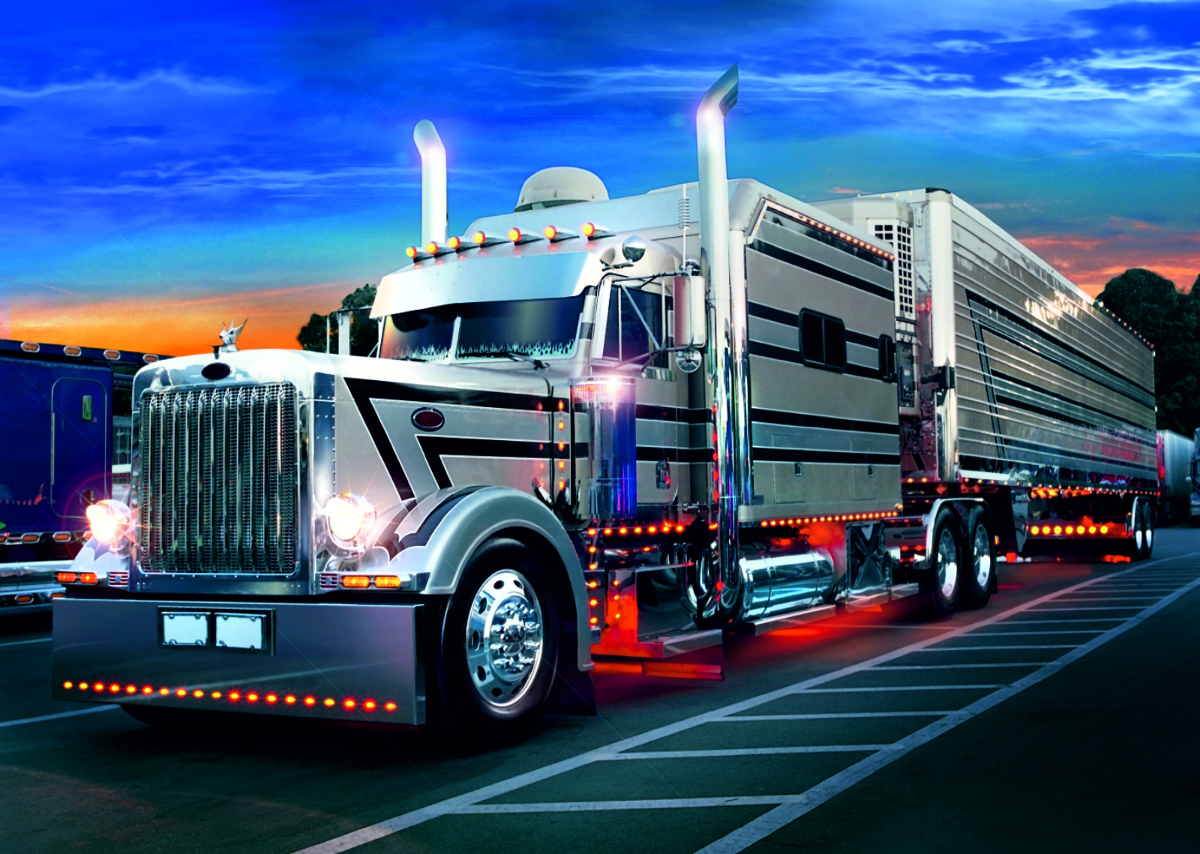 Semis With Large Sleepers For Sale Kenworth W900 Xxxl