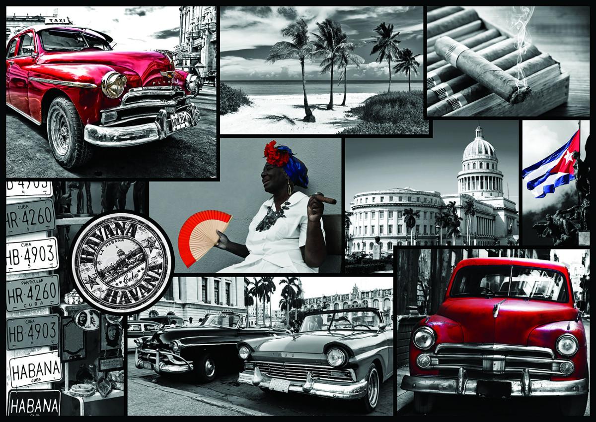 Havana Photography Jigsaw Puzzle