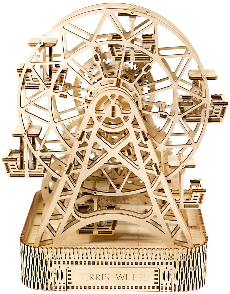 Ferris Wheel Wooden Mechanical Model Carnival Wooden Jigsaw Puzzle