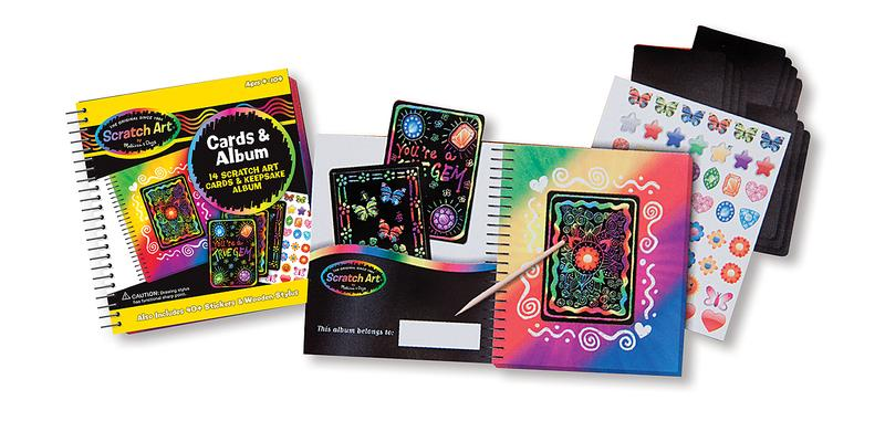 Activity Books - Cards & Album Set Activity Books and Stickers