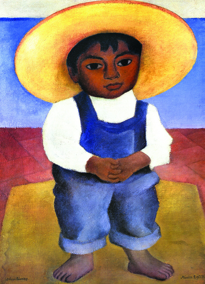 Portrait of Ignacio Sanchez People