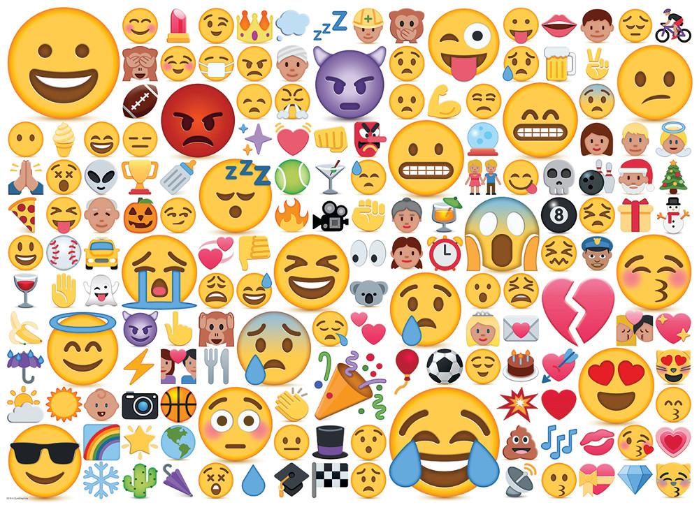 Emojipuzzle Graphics / Illustration Jigsaw Puzzle